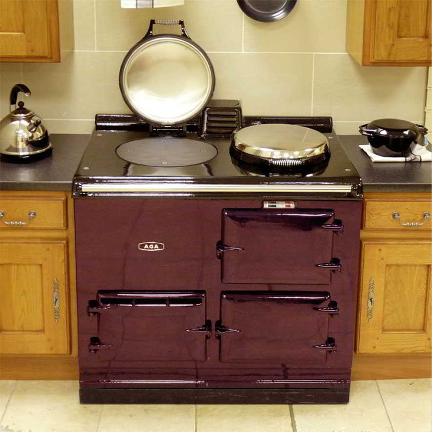 Refurbishing AGA Stoves